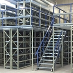 Longspan Rack Supported Mezzanines