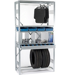 Shortspan shelving