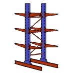Cantilever bay kits 2-Sided 4000H&5000H