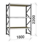 Longspan Kits 2200H x 1800W