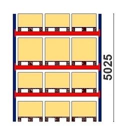 Starter & extension bays 5025 h