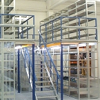 Plywood intermediate floor