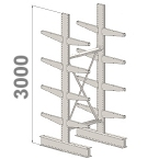 Cantilever kits 2-Sided 3000 H