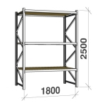 Longspan Kits 2500H x 1800W