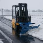 Lumesahk kahveltõstukile 2000mm