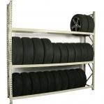 Rehviriiul, jätkuosa 2500x2400x500, 3 korrust, 300kg/tasapind