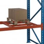 H-pallet support bar W850xD1150mm, 60*40*1,5