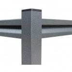 Laoriiul 1982x1200x500, 5 plaati, 150 kg tasand, karbis