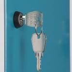 3 door locker with legs 1850x1200x500