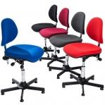 Chair aktiv high footring gray