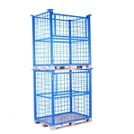 Pallet cage 1200x800x1600