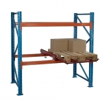 Kaubaaluse riiul põhiosa 3000x2700 1041kg/alus,9 alust