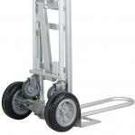 Alumiinium käru Combi 250-350kg