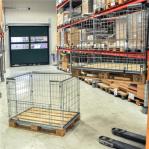 Pallet cage 1220x820x1020