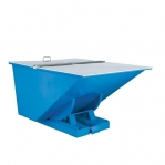 Plant lock för Tippcontainer 300 l, grå