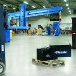 Töökojakraana 3600x500 mm, 2300 kg
