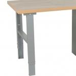 Töölaud 2000x800 6-osalise sahtlikapiga, puitkiudplaat