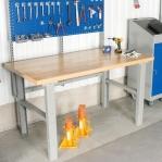 Töölaud 1600x800 6-osalise sahtlikapiga, vinüül