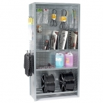 Starter bay 2100x750x500 200kg/shelf,5 shelves