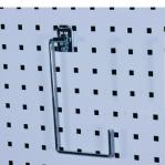 Poolikonks perfoseinale, 200x105 mm