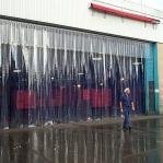 PVC curtain Standard 3x300mm/jm
