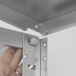 Shelf 500x1170/150kg