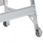 Treppredel 3-astmeline, platvormi kõrgus 660 mm