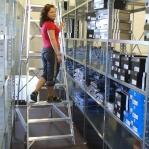 Treppredel 9-astmeline, platvormi kõrgus 2260 mm