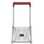 Treppredel 4-astmeline, platvormi kõrgus 840 mm