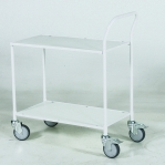 Table top trolley 830x465x985, white