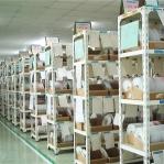 Metallriiul 2100x1000x400, 6 plaati, 120kg/plaat, hall