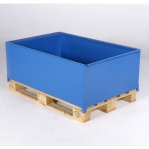 Pallet tray 1250x810x415 400 L