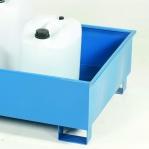 Drum tray 350x800x1250 260 L