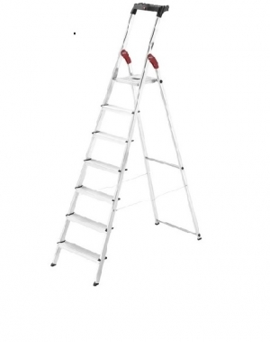 Mobile stair 1500 mm 7 large steps