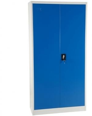 Töökojakapp 4 riiuliga 1800x900x400 Sinine, kokkupandav