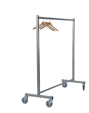 Ratastel riidestange 1700x600x1690mm, 150 kg