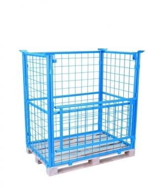 Kaubaaluse konteiner  1200x800x1200
