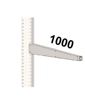 Arm 1000 mm/350 kg