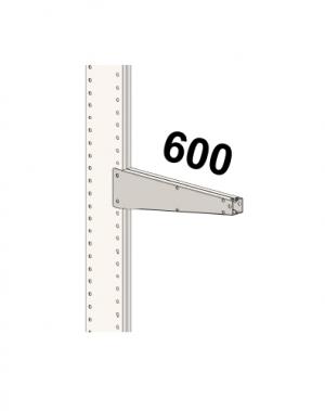 Arm 600 mm/450 kg