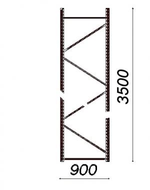 Külgraam 3500x900