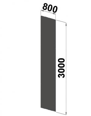 Küljeplekk 3000x800