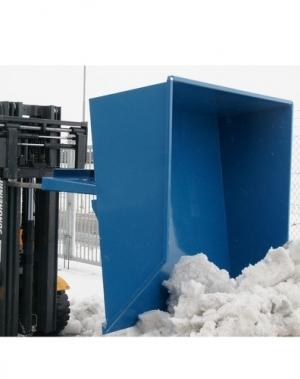 Lumesahk kahveltõstukile 1500L
