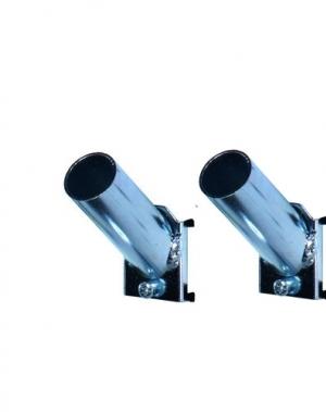 Rörhållare 50x9 mm, 2 st