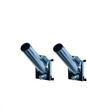 Rörhållare 75x16 mm, 2 st