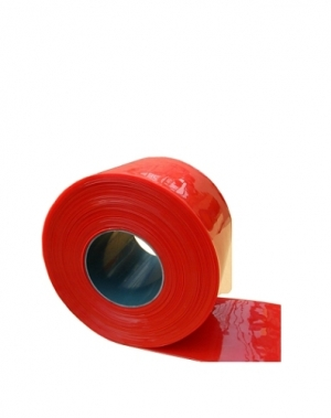 Welding curtain red 1x570mm/meter