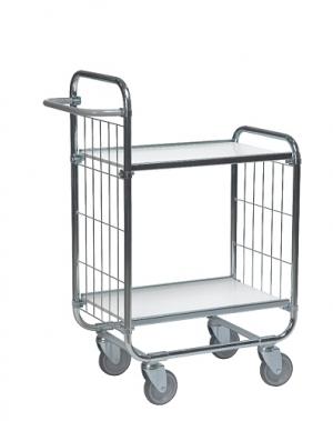Flexible shelf trolley 1195x470x1120mm, 250kg