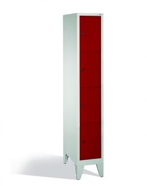 Sektsioonkapp, 4-ust, 1850x320x500 mm