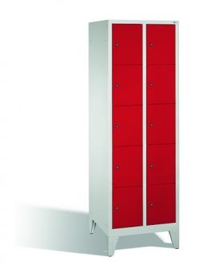 Sektsioonkapp, 10-ust, 1850x610x500 mm