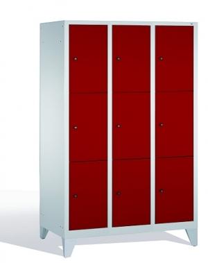 Sektsioonkapp, 9-ust, 1850x1200x500 mm