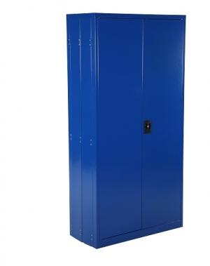 Förvaringsskåp SWED Easy 180x90x40 Blå